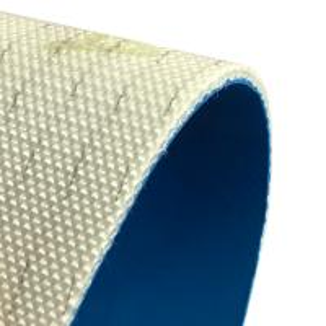 China Factory Price Food Grade Blue Matt Conveyer Belt on sale