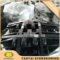 Track Shoes Plates For IHI CCH1200 CCH1500 CCH1800 Crawler Crane Manufactures