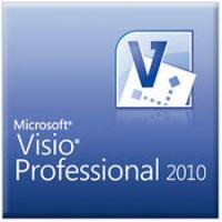 Quality Retail Microsoft Visio 2010 Professional , Instant License Download Office 2010 Product Key for sale
