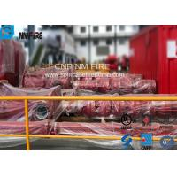 High Precision Vertical Turbine Fire Pump 2500 Usgpm For Supermarkets / Office Buildings Manufactures