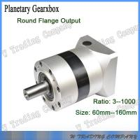 90mm planetary gear boxes with 28:1 gear ratio for servo motors Manufactures