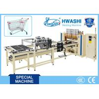 Carbon Steel Barbecue Wire Mesh Gantry Welding Machine Two Phase 380V 1 Year Warranty Manufactures