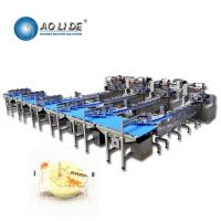 Electric Cookies Packing Machine Automatic Feeding Multi Function Packaging Manufactures