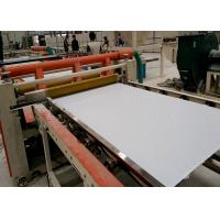 Automatic and semi automatic PVC LAMINATED GYPSUM CEILING TILES making machine and prodution line Manufactures