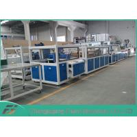 1200mm Plastic Profile Production Line Easy Maintenance OEM / ODM Available Manufactures