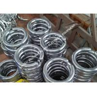 Die Casting Aluminium Corona Control Ring 500mm Diameter For Power Cable Accessory Manufactures
