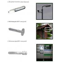 Garden light pole /Outdoor lighting Post/ligh pole with lamp IP65 waterproof 3 years warranty Manufactures