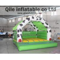inflatable bouncy jumper  cow ,bouncer house for sale,bouncer house,inflatable bouncer Manufactures