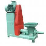 High Efficiency Sawdust Briquette Press Machine / Sawdust Briquette Maker Manufactures