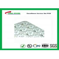 Aluminum Base PCB with High Thermal Conductivity Thickness 4.0mm V-cut LED PCB Manufactures