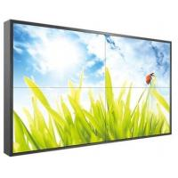 46 Inch Ultra Narrow Bezel LCD Video Wall With LED Blacklight Multi Input Output Manufactures