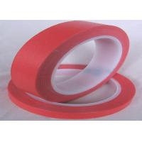 High Visibility Masking Tape 36mm x 55m Colored Masking Tape , Natural Rubber Tape Manufactures