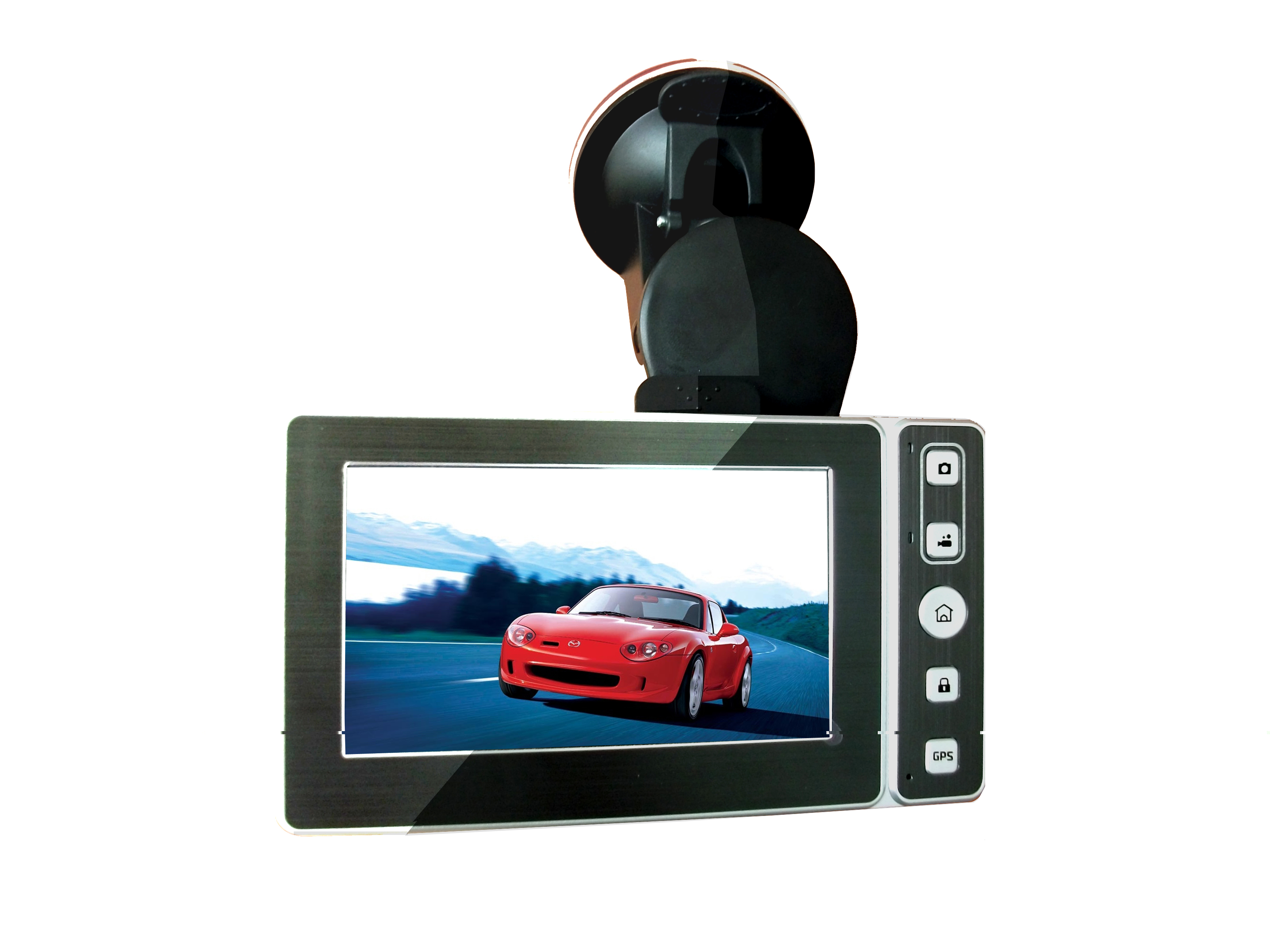 China Touch screen GPS Navigator for Cars with U disk / SD card available reviews on sale