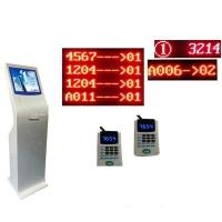 Automatioc bank/electric/hospital/ wireless queue management system with kiosk Manufactures