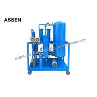 China High Quality Components type Vacuum Hydraulic Oil Filtration Plant,Lube Oil Purifier Machine on sale