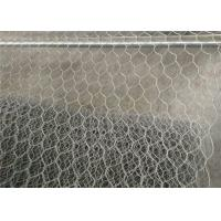 Galvanized + PVC Coated Gabions Woven Wire Mesh Box Retaining Walls for Tender Project Manufactures