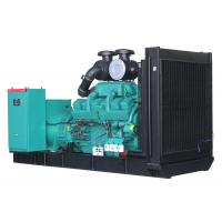 2000 Kva High Power Emergency Diesel Generator Set With 50Hz Frequency Emergency Stop Manufactures