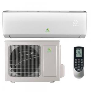 China 48V Cooling / Heating 12000 BTU Split Air Conditioner R410a Green Refrigeran on sale