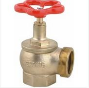 High Pressure 2 BSP Fire Fighting Valves , Reliable Fire Hydrant Angle Valve