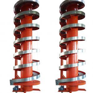 Buy cheap Stainless steel vertical lifting conveyor;screw lifting conveyor from wholesalers