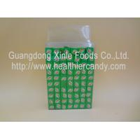 Confectioners Sugar Candy Chocolate Cubes / Milk Cubes Transparent Box Pakaging Manufactures