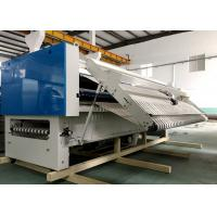 Buy cheap Fully Automatic Hotel 3m Bedsheet Folding Machine For Table Cloth / Curtain Textile from wholesalers