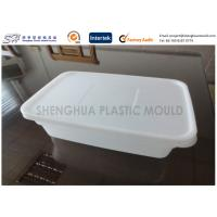Safety Plastic Food Containers Airtight Food Storage Takeaway Rectangle Thin Wall Manufactures