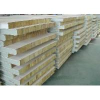 Fire Resistant Rock Wool Wall Panel for Building House (FSS02) Manufactures