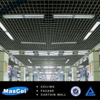 Hot selling open grid suspended ceiling tile/ open cell ceiling Manufactures