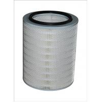 Original AF374 White Heavy Duty Air Filters Bus Truck For Removal Oil / Water Manufactures