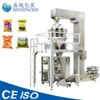 High Precision Multihead Weigher Packing Machine / Sugar Sachet Packing Machine Manufactures