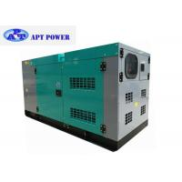 Continued 20kW Diesel Engine Generator ISUZU Diesel Powered Generator Set Manufactures