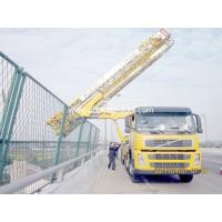 China Latice Type 8x4 Bridge Inspection Machine VOLVO With Air Suspension System on sale