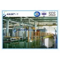 Chaint Pallet Wrapping Machine Electric Driven With PLC Based Control System Manufactures