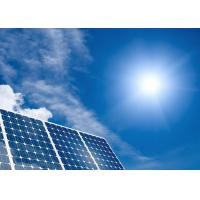 250 W Second Hand Solar Panels , Renewable 1000 V Solar Panel MC4 Compatible Manufactures
