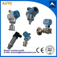 Smart Capacitive Differential Pressure Level Transducer used for Sanitary food industry Manufactures