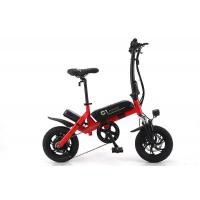 China Long Continued Mileage Lithium Electric Bike With High Strength Structure on sale