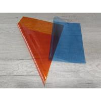 Three Layer Flame Retardant Film Thin Clear Co - Extrusion Pet Material Manufactures