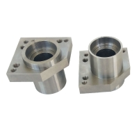 China ISO9001 Nickel Plating Carbon Steel CNC Lathing Parts on sale