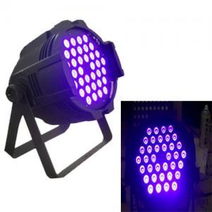36pcs 3w UV LED Par Can Lights Professional Stage Lighting AC 110V - 240V DMX512 8CH Manufactures