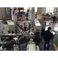 High Capacity Plastic Extrusion Equipment For Roof Skylight Hollow Polycarbonate Sheet Manufactures