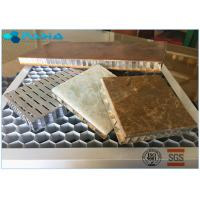Thermal Insulation Aluminum Honeycomb Plate For Curtain Wall Core Board Manufactures