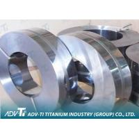 GR1 GR2 GR5 Titanium Strip Coil For industrial with flat surface Manufactures