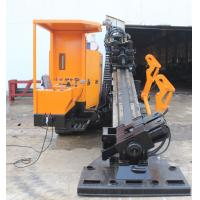 Quality Rotation Hydraulic System HDD Drilling Machine Pipe Pulling 120RPM for sale
