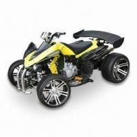 250cc ATV/ATV Quad/Quad Suitable for on Road Legal Use in Europe, EEC, COC Marks Manufactures