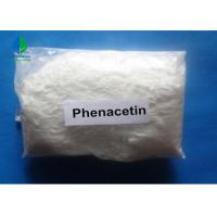 99% Purtiy Local Anesthesia Drugs Fenacetin / Phenacetine with 100% PASS RATE Manufactures