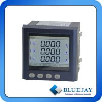 digital multifunction power meter watt meter & power analyzer,voltage current power factor meter display meter Manufactures