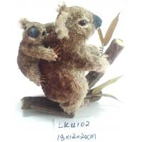 Handicraft koala,size:18x12x20cm,Natural material Easter day decoration and home decoration Manufactures