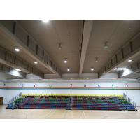 China Innovative Arena Stage Seating Wall Attached Unit With Intermediate Aisle Handrails on sale