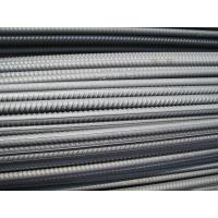 China Ribbed High Strength Deformed Steel Bars , Hot Rolled Deformed Bar HRB335 HRB400 HRB500 on sale